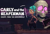 Carly and the Reaperman Escape from the Underworld VR
