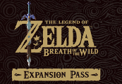 The Legend of Zelda Breath of the Wild Pass  Nintendo Switch