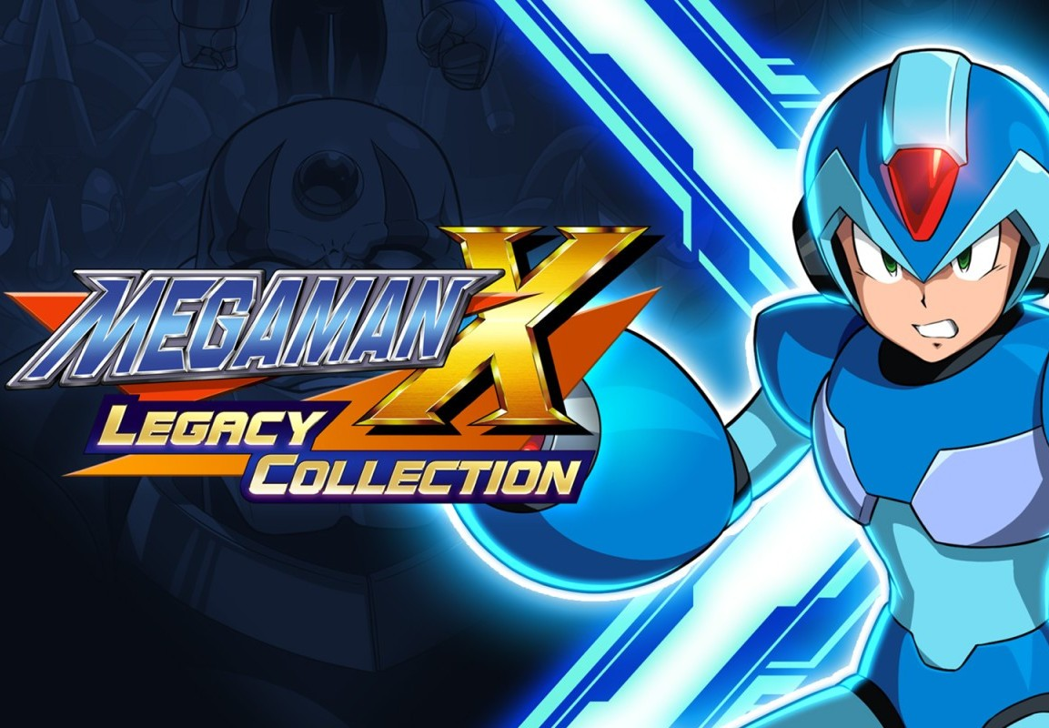 Mega Man X Legacy Collection EU Steam CD Key