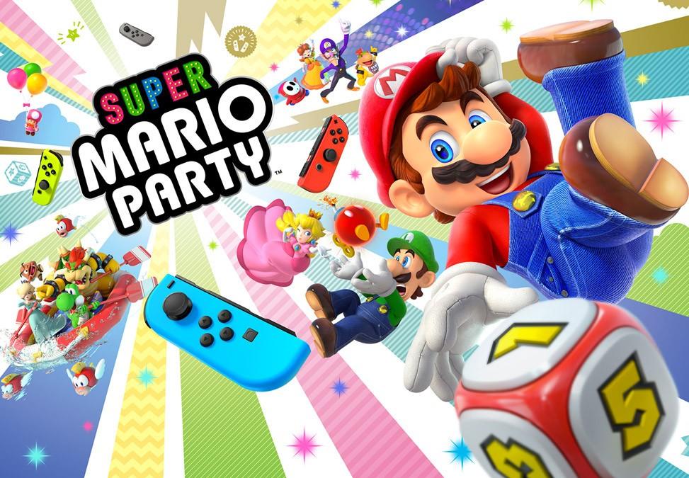 http://www.kinguin.net/ - Super Mario Party EU Nintendo Switch CD Key