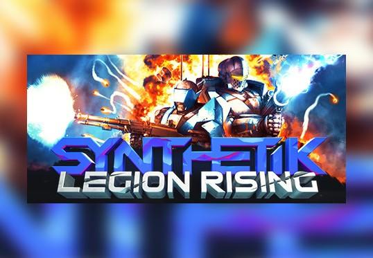 SYNTHETIK: Legion Rising GOG CD Key