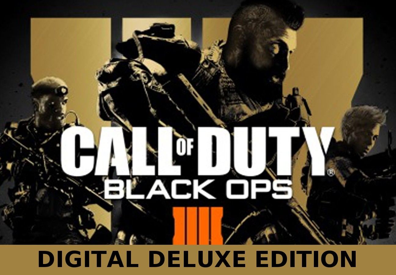 Call of Duty Black Ops 4 Deluxe Edition Xbox One