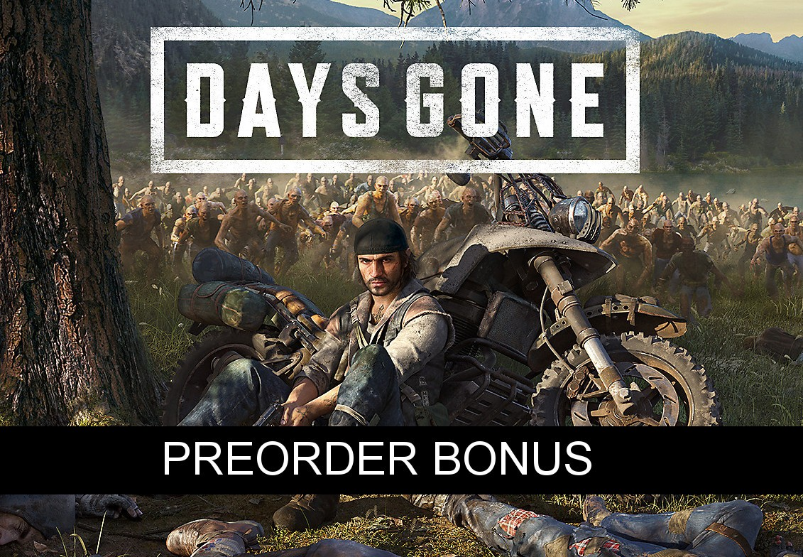 Days Gone Bonus PS5