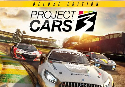Project CARS 3 Deluxe Edition Steam CD Key