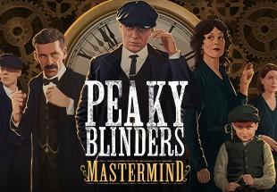 Peaky Blinders: Mastermind EU PS4 CD Key