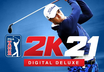 PGA TOUR 2K21 Deluxe Edition EU Steam Altergift