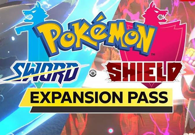 Pokemon SchwertShield Pass Nintendo Switch