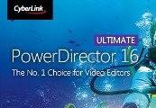 CyberLink PowerDirector 16 Ultimate Key