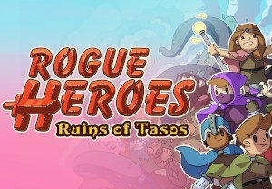 Rogue Heroes Ruins of TasoNintendo Switch