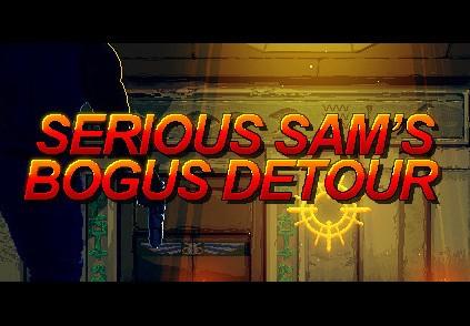 Serious Sam's Bogus Detour GOG CD Key