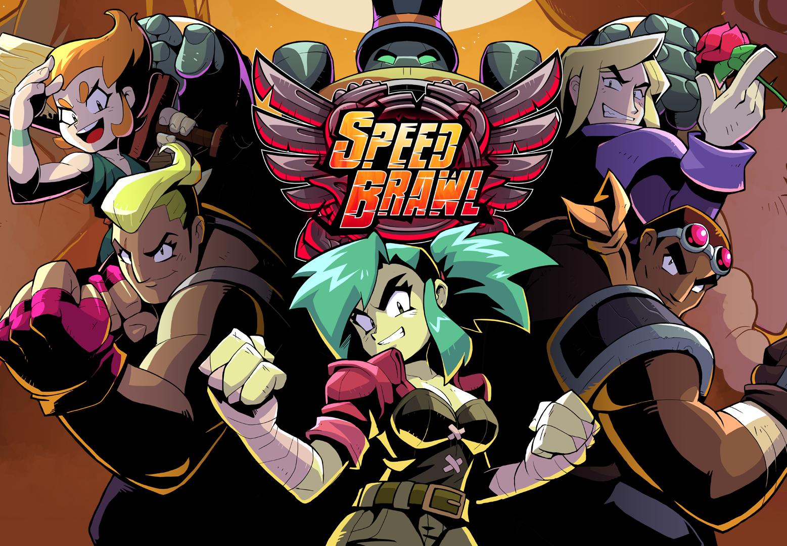 Speed Brawl Clé Steam