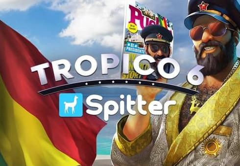 Tropico 6 - Spitter DLC Steam CD Key