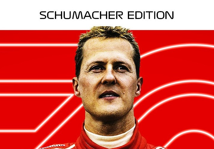 F1 2020 Schumacher Edition PS4
