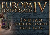 Europa Universalis IV Indian Subcontinent Unit Pack DLC Steam CD Key