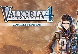http://www.kinguin.net/ - Valkyria Chronicles 4 Complete Edition EU Steam CD Key