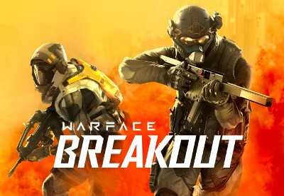 Warface Breakout Deluxe Edition Xbox One