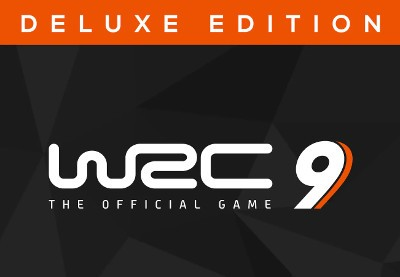 WRC 9 FIA World Rally Championship Deluxe Edition Xbox One