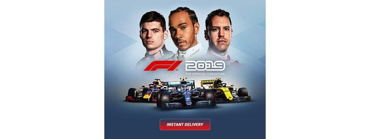 F1 2019 Anniversary Edition Steam CD Key | Kinguin