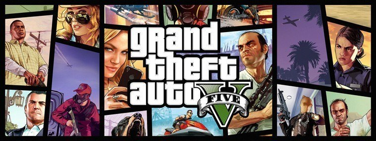 Grand Theft Auto V Rockstar Digital Download CD Key | Kinguin