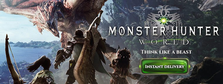 Monster Hunter: World Steam Voucher | Kinguin