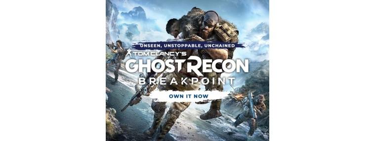 Tom Clancy's Ghost Recon Breakpoint EMEA Uplay CD Key | Kinguin