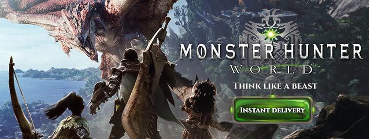 Monster Hunter: World EU Steam CD Key   Kinguin