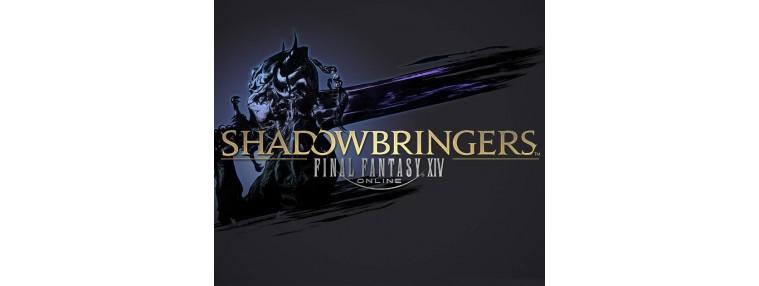 Final Fantasy XIV: Shadowbringers Standard Edition EU Dig... | Kinguin