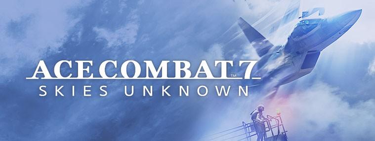 ACE COMBAT 7: SKIES UNKNOWN Steam CD Key | Kinguin