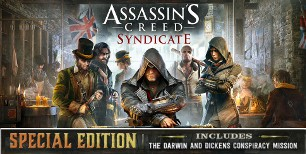 Assassin's Creed Syndicate Special Edition Uplay CD Key | Kinguin