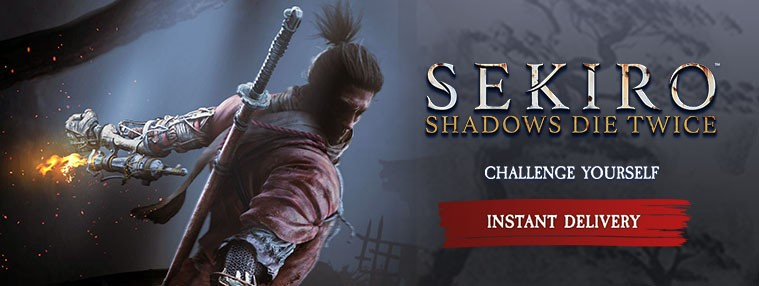 Sekiro: Shadows Die Twice EU Steam CD Key | Kinguin