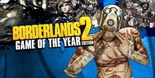 Borderlands 2 Game of the Year Edition Steam CD Key | Kinguin
