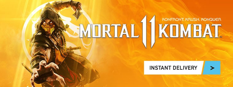 Mortal Kombat 11 Steam CD Key | Kinguin