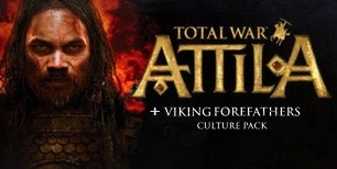 Total War: Attila + Viking Forefathers Culture Pack Clé Steam | Kinguin