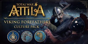 Total War: Attila - Viking Forefathers Culture DLC Pack Clé Steam  | Kinguin