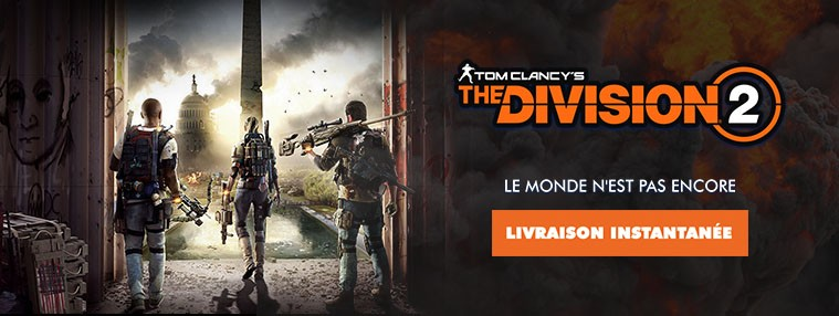 Tom Clancy's The Division 2 EMEA Clé Uplay | Kinguin
