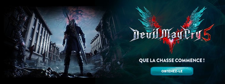 Devil May Cry 5 EU Clé Steam | Kinguin