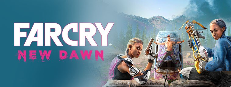 Far Cry New Dawn Précommande EMEA Clé Uplay | Kinguin