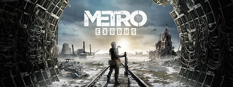 Metro Exodus Précommande EU Clé Epic Games | Kinguin