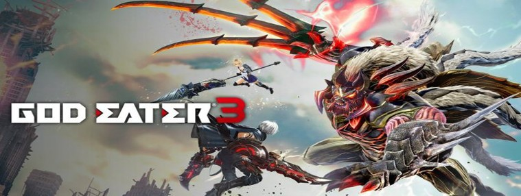 GOD EATER 3 EU Clé Steam | Kinguin