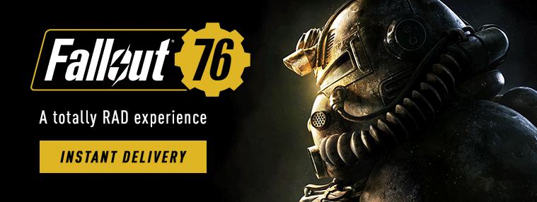 Fallout 76 EU Clé Bethesda | Kinguin