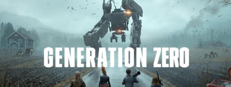 Generation Zero Clé Steam | Kinguin
