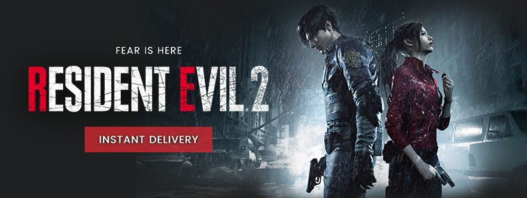 RESIDENT EVIL 2 / BIOHAZARD RE:2 EU Clé Steam | Kinguin