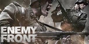 Enemy Front | Steam Key | Kinguin Brasil | Kinguin