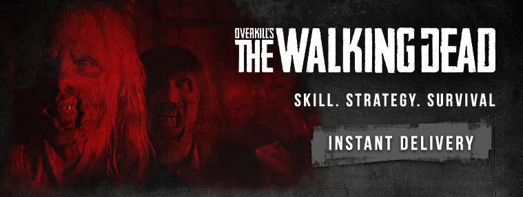 OVERKILL's The Walking Dead Steam CD Key | Kinguin