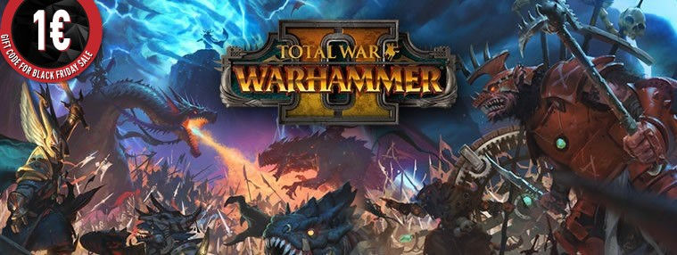 Total War: WARHAMMER II EU Steam CD Key | Kinguin