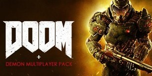 Doom + Demon Multiplayer Pack DLC Steam CD Key | Kinguin