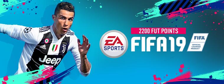 FIFA 19 - 2200 FUT Points Origin CD Key | Kinguin