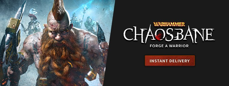 Warhammer: Chaosbane Steam CD Key | Kinguin
