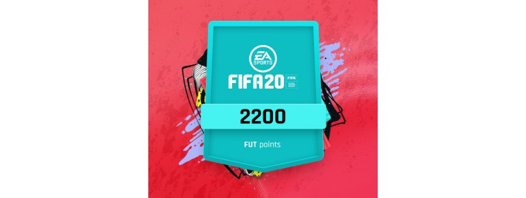 FIFA 20 - 2200 FUT Points Origin CD Key | Kinguin