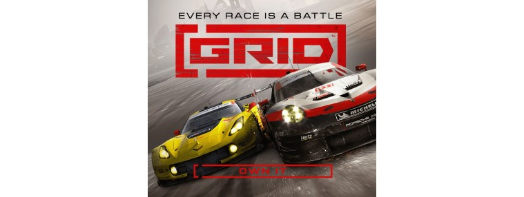 GRID (2019) Steam CD Key | Kinguin